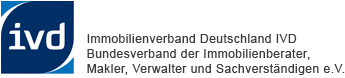 Logo Deutscher Immobilienverband IVD