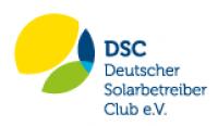 Logo DSC - Deutsche Solarbetreiber-Club