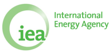 Logo IEA - Internationale Energieagentur