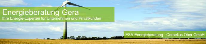 Titelbild Energieberatung Gera (Thüringen)