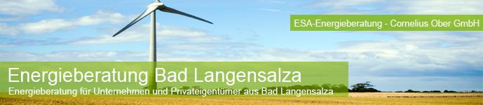 Energieberatung Bad Langensalza