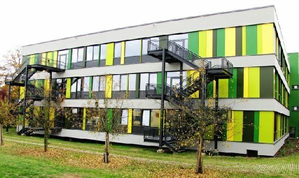 Herderschule Giessen saniert