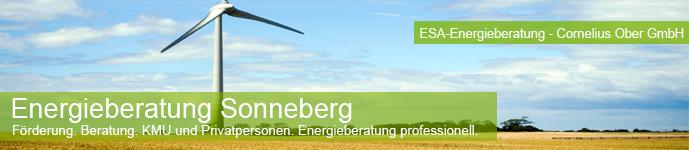 Energieberatung Sonneberg