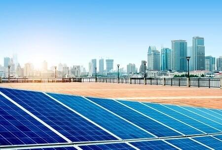 Solar Büros