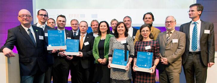 Thüringer Energieeffizienzpreis Gewinner 2015
