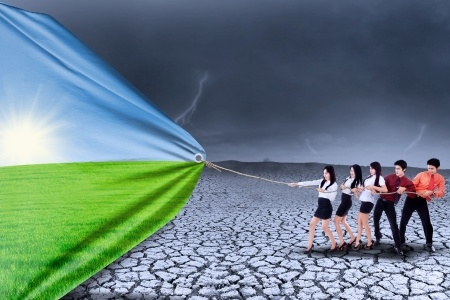 Deutsche bei Klimaschutz einig