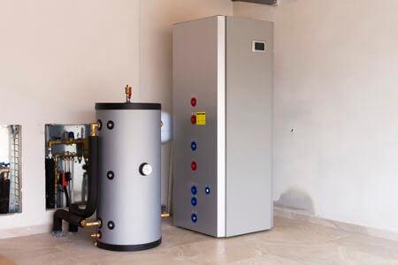 Wärmepumpe Luft-Wasser