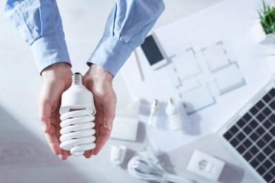 Energiesparen im Unternehmen