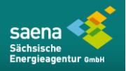 Logo Sächsische Energieagentur SAENA