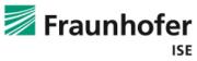 Logo Fraunhofer Institut für Solare Energiesysteme