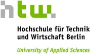 Logo HTW Hochschule für Technik und Wirtschaft Berlin