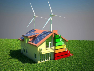 Energieeffizienter Neubau