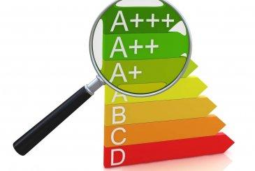Bild fuer Energieeffizienzklassen