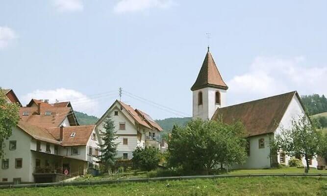 Gemeinde Freiamt in Baden Württemberg