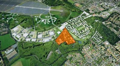 Fliegerhorst-Gelände in Oldenburg