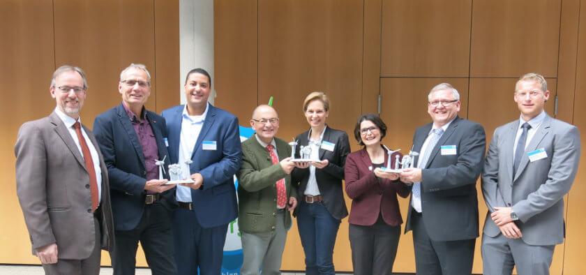"""Gewinner des ThEGA-""""Gemeinsam und fair geht mehr""""-Preises"""
