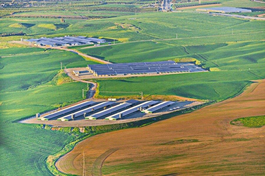Solar in der Landwirtschaft