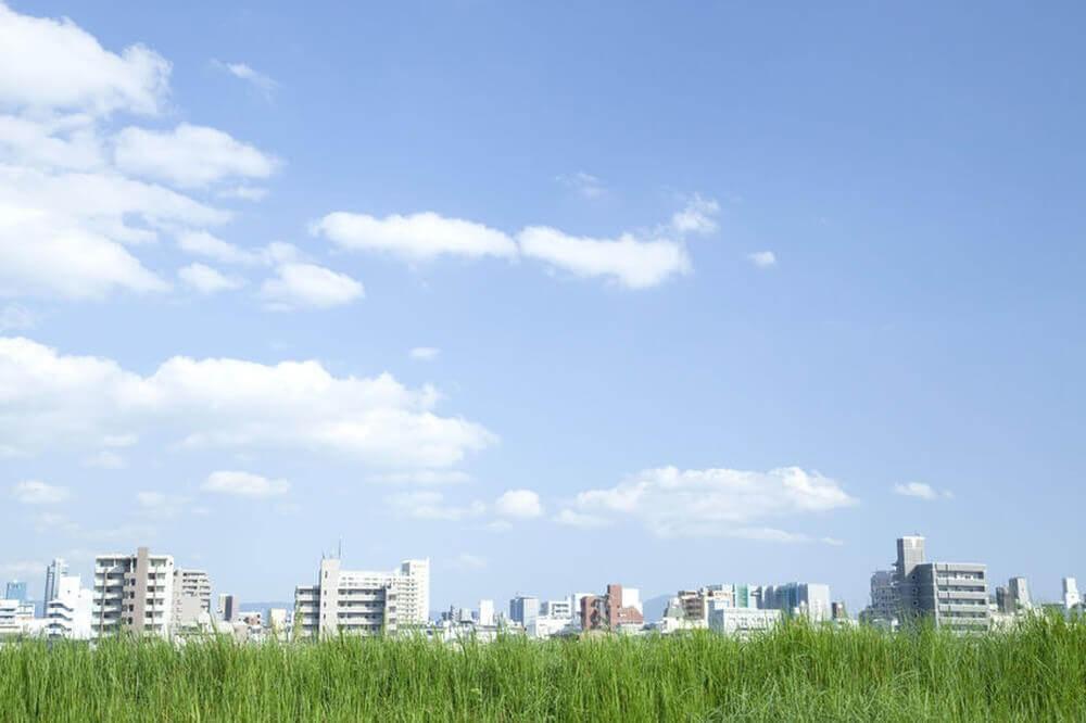 Grüne Stadt