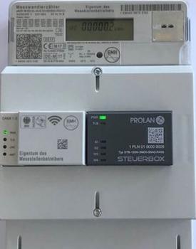 Standardisiertes Steuerunssystem für Smart Meter