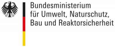 Logo Bundesministerium für Umwelt, Naturschutz, Bau und Reaktorsicherheit (BMUB)