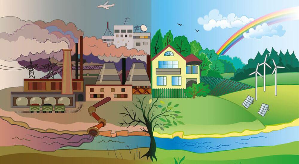 Umweltschutz/Klimaschutz
