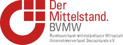Logo Bundesverband mittelständische Wirtschaft e.V.