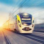 Elektrischer Hochgeschwindigkeitszug