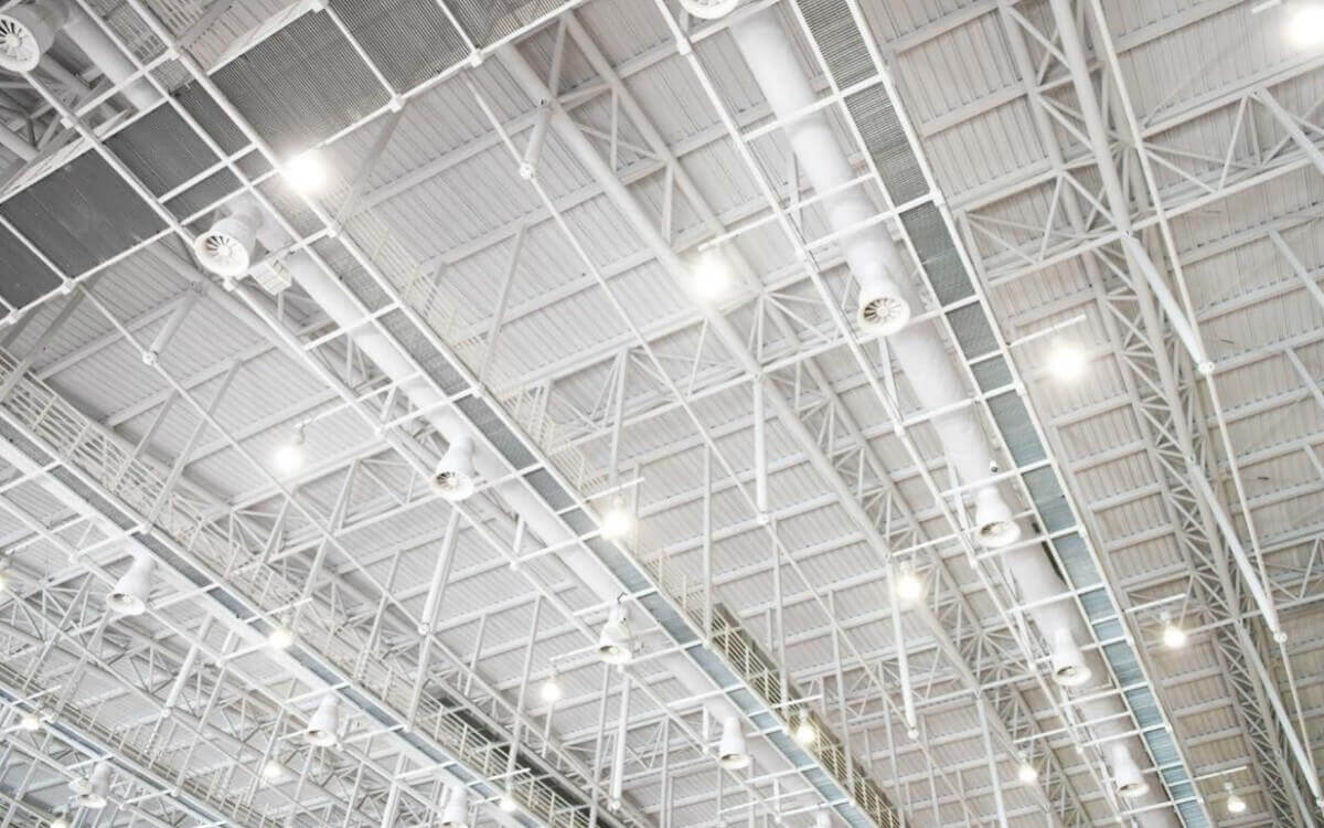 Energieeffiziente LED-Beleuchtung