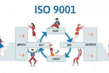 Bild fuer DIN ISO 9001