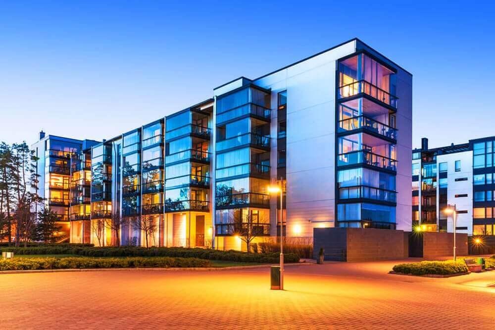 Energieeffizientes Nichtwohngebäude