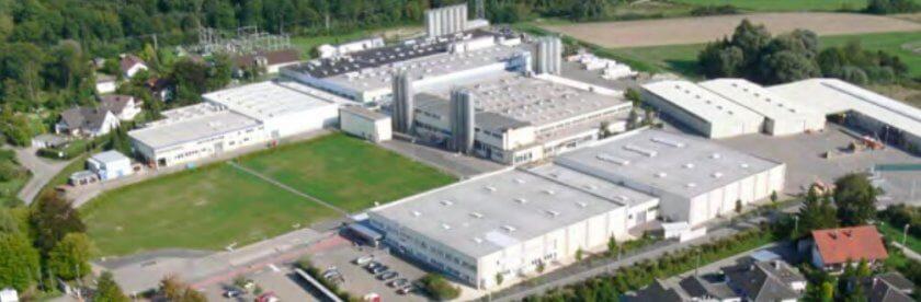 Foto Etimex-Gebäude in Waltershausen