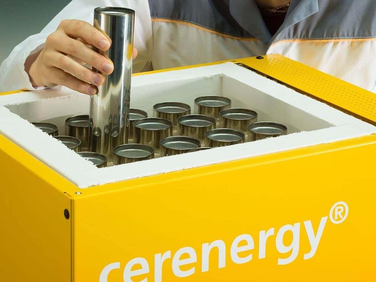 cerenergy® Batterie und Stromspeicher