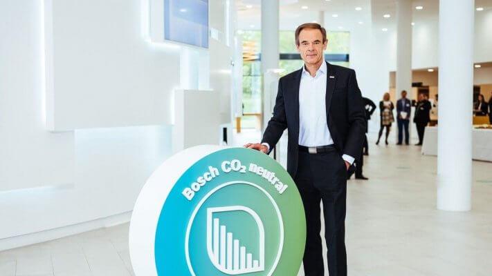 Bosch CO2 neutral