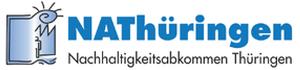 Logo NAThüringen – Nachhaltigkeitsabkommen Thueringen