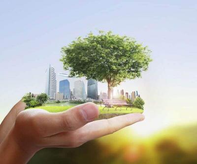 Umweltbewusste Kommune