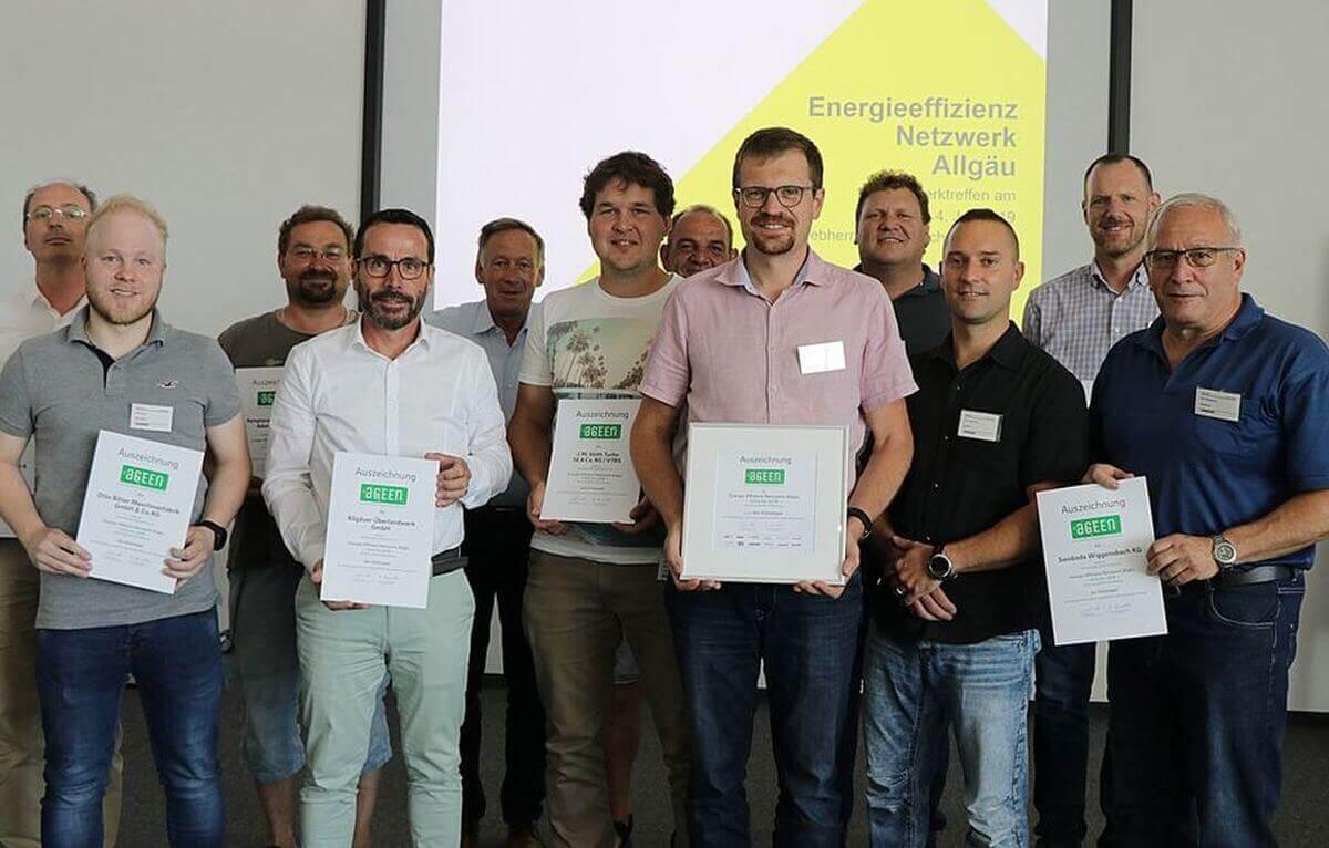 Energieeffizienz-Netzwerk Allgäu