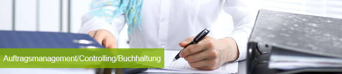 Stellenangebot: Buchhalter/Controlling/Auftragsmanagement