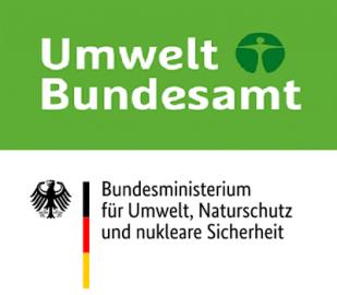 Logo Umweltbundesamt und Bundesminsterium für Umwelt, Naturschutz und nukleare Sicherheit