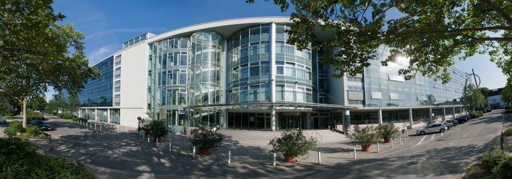 Foto Gebäude Klinikum Ludwigshafen