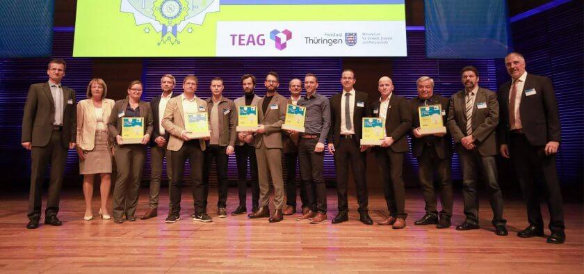Thüringer Energieeffizienzpreis 2019