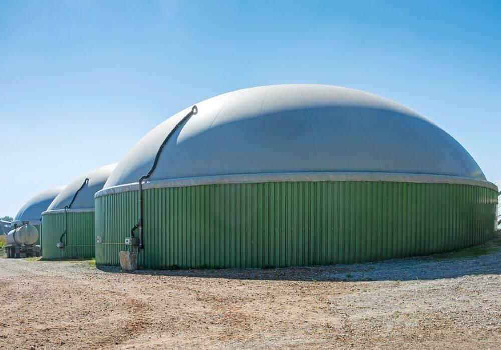 Bioenergieanlage