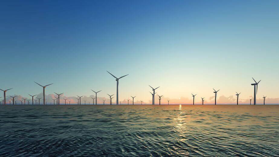 Offshore-Windräder