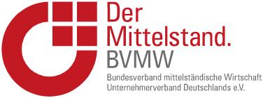 Logo Bundesverband mittelständische Wirtschaft (BVMW)