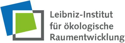 Logo Leibniz-Institut für ökologische Raumentwicklung (IÖR)