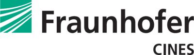 Logo Fraunhofer CINES