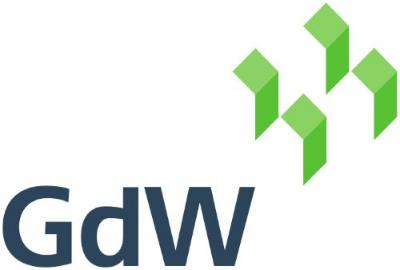 Logo GdW Bundesverband deutscher Wohnungs- und Immobilienunternehmen e.V.