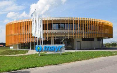Mayr Antriebstechnik Unternehmensgebäude