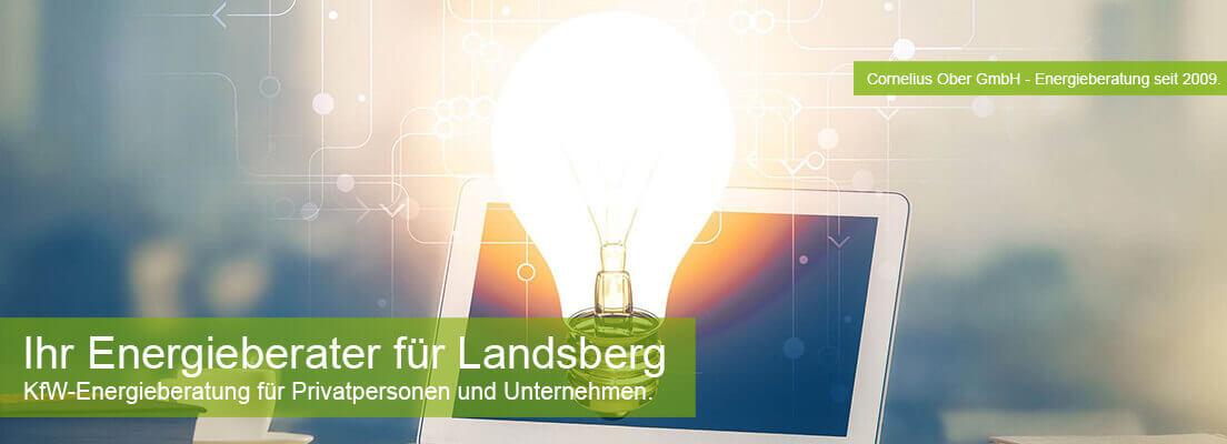 Energieberatung Landsberg