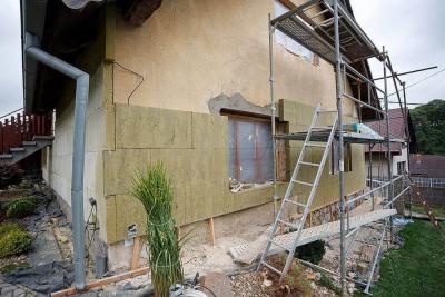 Energetische Sanierung Wohngebäude