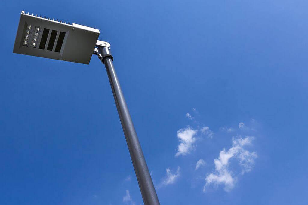 LED-Straßenbeleuchtung